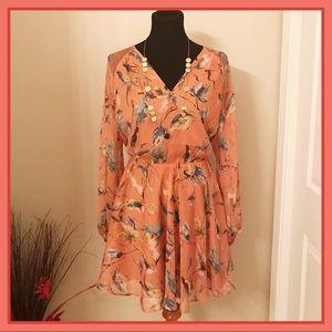 🆕 Greylin Floral Print Dress